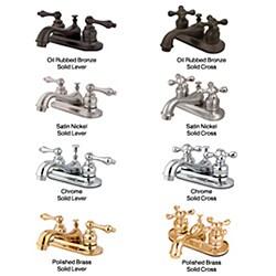 Restoration Classic Two-handle Bathroom Faucet - Thumbnail 2