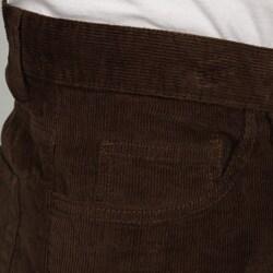 George & Martha Men's 5-pocket Corduroy Pants - Thumbnail 2