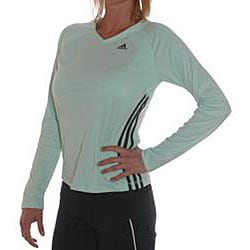 Adidas Women's Loose LS Shirt - Thumbnail 2