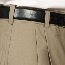 Austin Reed Mens Tan Pleated Dress Pants On Popscreen