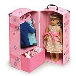 Badger Basket Doll Storage Trunk Free Shipping Today