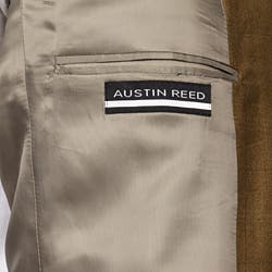 Austin Reed Men S Rust 2 Button Sport Coat Overstock 5298380
