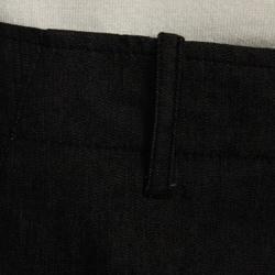Larry Levine Women's Black Stretch Pants - Thumbnail 2