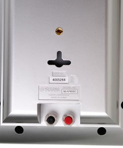 Yamaha NS-AP9500 6-piece Surround Sound Speaker System