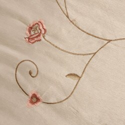 Savannah Beige 8-piece Comforter Set - Thumbnail 2