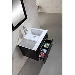 "Helen 30"" Single Sink Bathroom Vanity Set - Thumbnail 2"