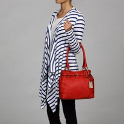 Etienne Aigner 'Tuscon' Leather Tote - Thumbnail 2