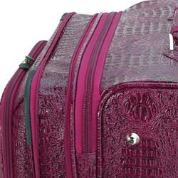 Travel Concepts Amazon Croco 5-piece Luggage Set