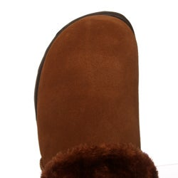 Skechers USA Women's Tone-ups 'Spindrift' Suede Slip-on Shoes - Thumbnail 2