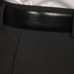 Kenneth Cole Reaction Men's Charcoal Dress Pant