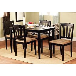 Simple Living Montego 6-piece Dining Room Furniture Set - Thumbnail 2