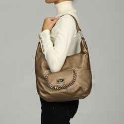 Thumbnail 3, Nine West 'Carousel' Medium Hobo. Changes active main hero.