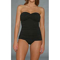 d6cd97663b7 Shop Jantzen Women's 'Vamp' Maillot One-piece Swimsuit - Free Shipping Today  - Overstock - 5555935