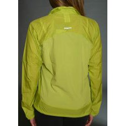 Patagonia Women's Light Green Nine Trails Jacket