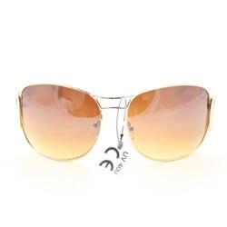 Women's M9273 White Fashion Sunglasses - Thumbnail 2