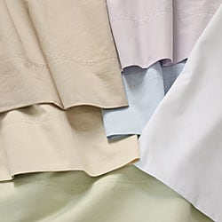 Luxury Cotton-rich 600 Thread Count 6-piece Sheet Set - Thumbnail 2