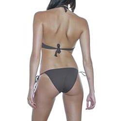 Prov'n by Lucenti Swimwear Women's Cafe Halter Bikini