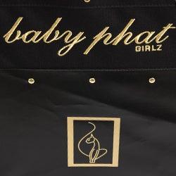 Baby Phat Pebble 3-piece Luggage Set - Thumbnail 2
