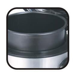 E-Ware EW-7K115 Stainless Steel 1.5-qt Deep Fryer with Detachable Oil Tank - Thumbnail 2