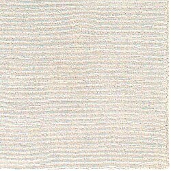 Hand-crafted Solid White Casual Mesa Wool Rug (8' x 11')