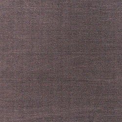 Hand-crafted Solid Brown Casual Ridges Wool Rug (6' x 9') - Thumbnail 2