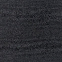 Hand-crafted Solid Black Casual 'Ridges' Wool Rug (3'3 x 5'3)