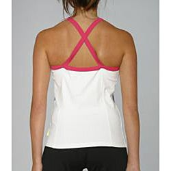 Pure Lime Women's Fitted Cami Top - Thumbnail 2