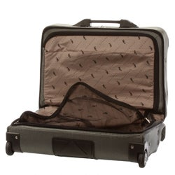 'Graphite Lite 3' Rolling Carry-On Garment Bag - Thumbnail 2
