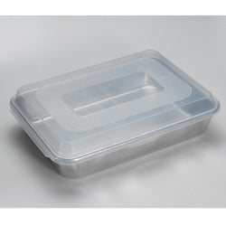 Shop Nordic Ware Commercial Cake Pan With Cover 9 X 13