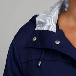 Mackintosh Women's Plus Size Water-resistant Hooded Jacket - Thumbnail 2
