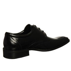 Steve Madden Men's 'Kanon' Moc Toe Oxfords - Thumbnail 2