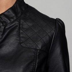 Black Rivet Women's Zip Front Jacket FINAL SALE