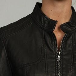 Black Rivet Women's Moto Jacket