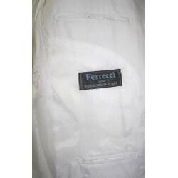 Ferrecci Boy's White Two-piece Suit - Thumbnail 2