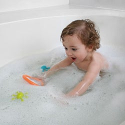 Boon Water Bugs Floating Bath Toys with Net - Thumbnail 2