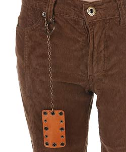 D&G Women's Brown Corduroy Pants - Free Shipping Today - Overstock ...