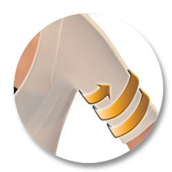 Perfect Figure Women's Arm Control Body Shaper - Thumbnail 2