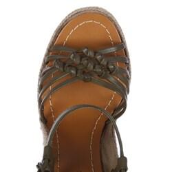 MIA Women's 'Biscotti' Wedge Sandals FINAL SALE - Thumbnail 2