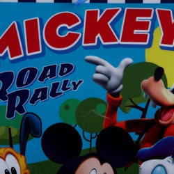 Disney Mickey Mouse 'Road Rally' Pilot Case - Thumbnail 2