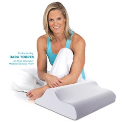 Sleep Innovations Rejuvenation Perfect Sleep Angle Memory Foam Pillow - Thumbnail 2