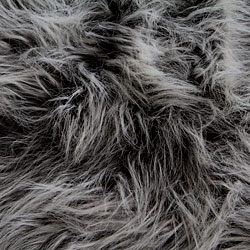 Marmot Faux Fur Throw - Thumbnail 2