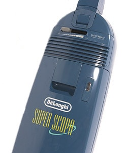 Shop Delonghi Super Scopa Portable Upright Vacuum Eb1000e
