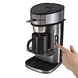 Hamilton Beach Single Serve Scoop Coffee Maker - Thumbnail 2