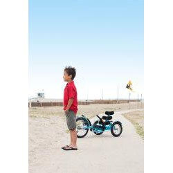 Mobo Mobito Blue 16-inch Ultimate 3-wheeled Cruiser - Thumbnail 2