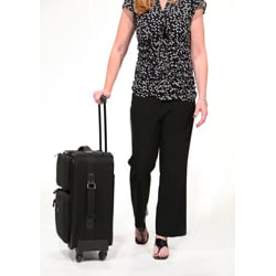 Walkin'Bag 22-inch Carry-On Spinner Upright