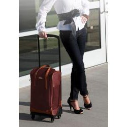 Walkin'Bag JetCart Lightweight Carry-on Laptop Tote - Thumbnail 2