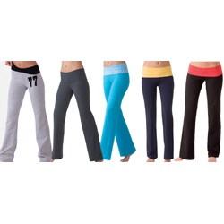 Illusion Girl's Cotton Sweat Pants