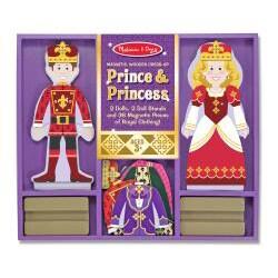 Melissa & Doug Prince and Princess Dress-up Play Set - Thumbnail 2