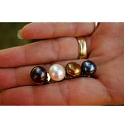 Pearls with a Purpose Pearl Stud Earrings (8 mm)(Philippines) - Thumbnail 2
