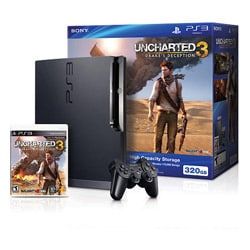 PS3 - 320gb Uncharted 3: Drake's Deception Bundle - Thumbnail 2